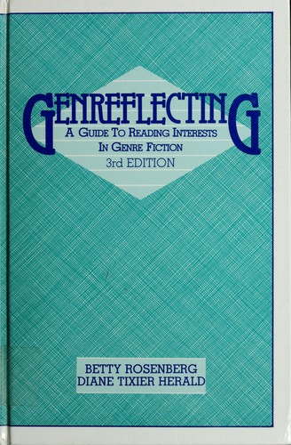 Genreflecting by Betty Rosenberg