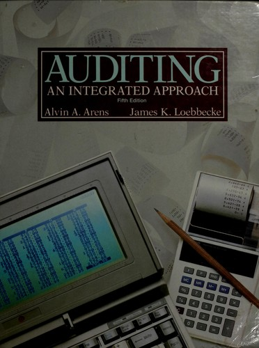 Download Auditing, an integrated approach