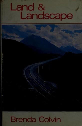 Download Land and landscape