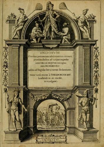 Download Brevis narratio eorvm qvæ in Florida Americæ provi̇cia Gallis acciderunt, secunda in illam nauigatione, duce Renato de Laudōniere classis Præfecto : anno MDLXIIII