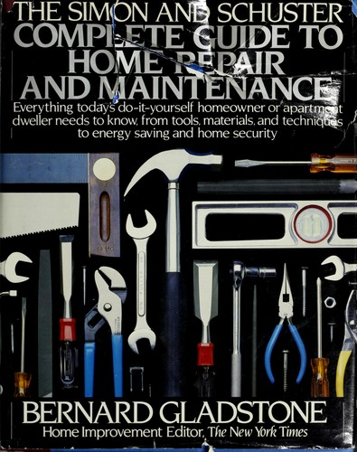 Download The Simon and Schuster Complete Guide to Home Repair and Maintenance