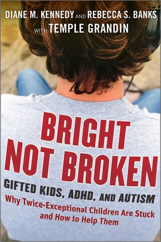 Bright not broken by Diane M. Kennedy