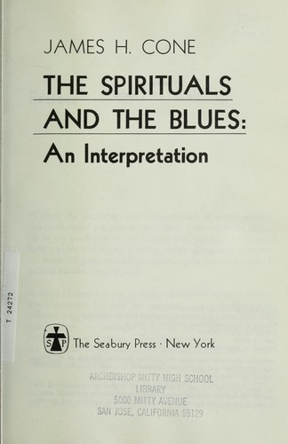 Download The spirituals and the blues