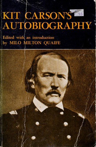 Download Kit Carson's autobiography