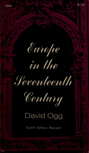 Download Europe in the seventeenth century.