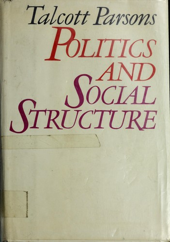Politics and social structure.