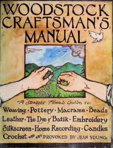 Download Woodstock craftsman's manual.