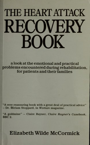 The heart attack recovery book