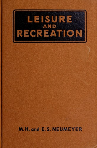 Download Leisure and recreation