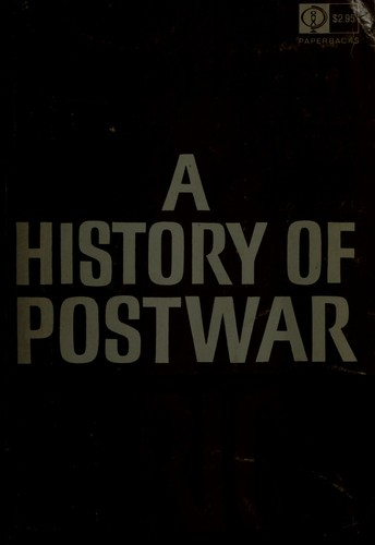 Download A history of postwar Africa