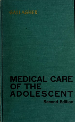 Download Medical care of the adolescent