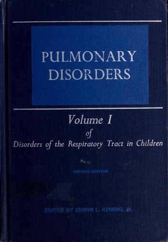 Download Disorders of the respiratory tract in children.
