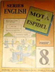 Series English 8vo Grado by Flor Masmud de Espidel, María de Mota