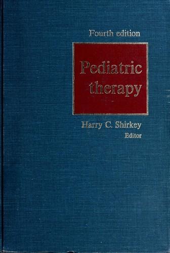 Pediatric therapy.