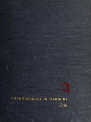 Download Pharmacology in medicine