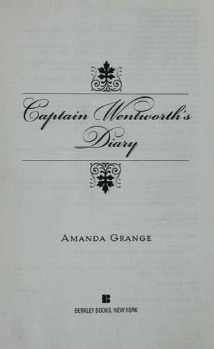Download Captain Wentworth's diary