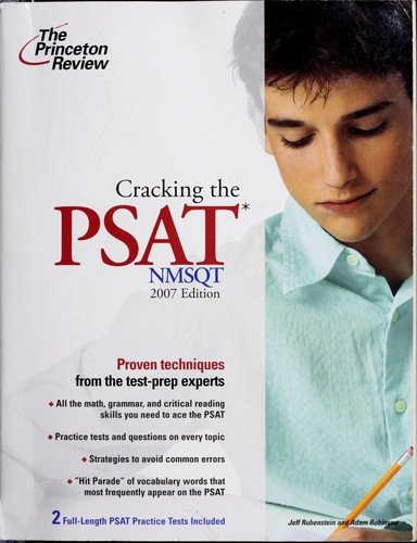 Download Cracking the PSAT/NMSQT