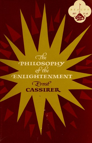 The philosophy of the enlightenment.