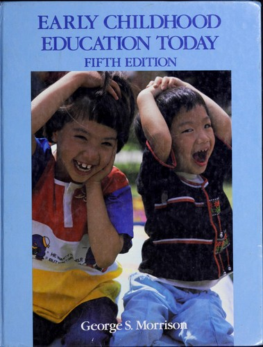 Download Early childhood education today