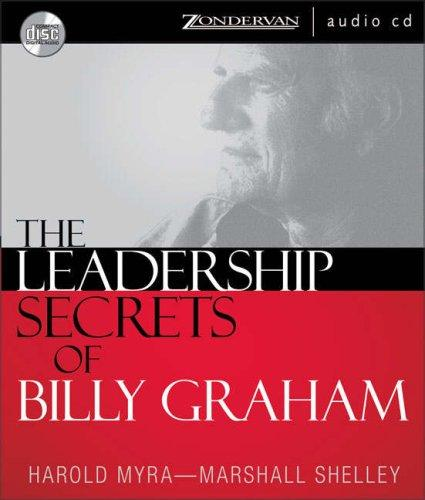 Download The Leadership Secrets of Billy Graham