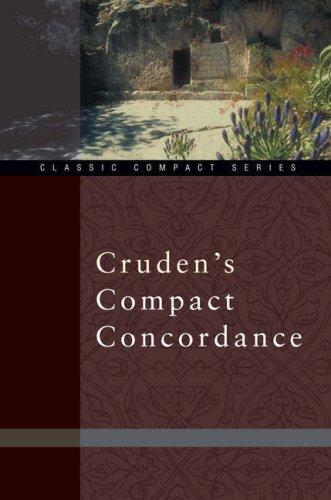 Download Cruden's Compact Concordance