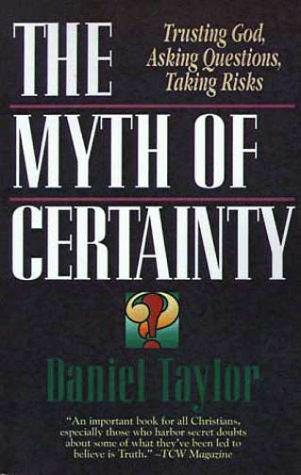 Download The myth of certainty