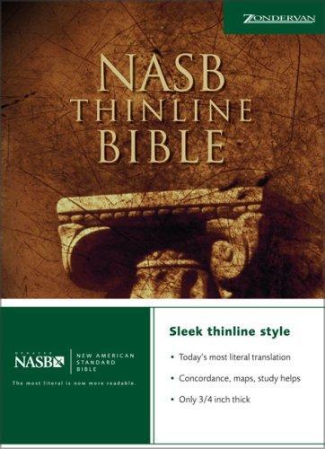 Download NASB Thinline Bible
