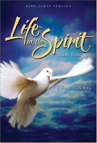 Download KJV Life in the Spirit Study Bible