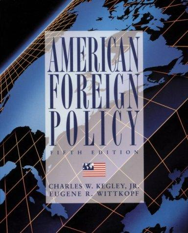Download American foreign policy