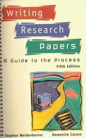 Download Writing research papers