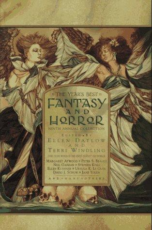 The Year's Best Fantasy and Horror by