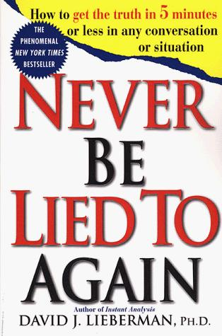 Download Never Be Lied to Again