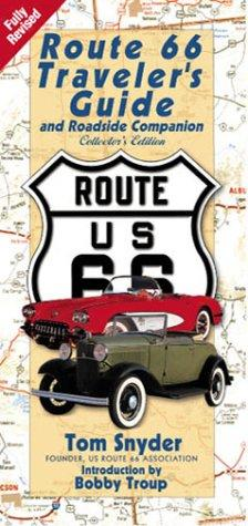 Route 66 traveler's guide and roadside companion
