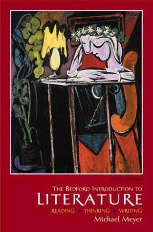 Download The Bedford Introduction to Literature