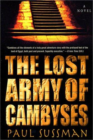 Download The lost army of Cambyses