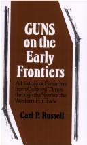 Download Guns on the early frontiers