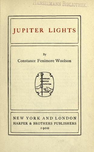 Jupiter lights.
