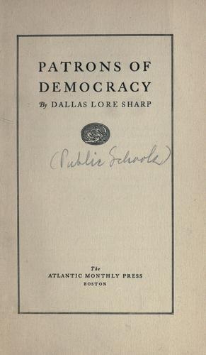 Download Patrons of democracy.