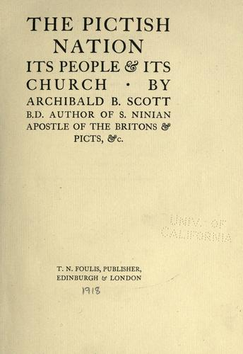 pictish people