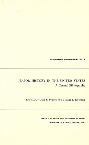 Download Labor history in the United States