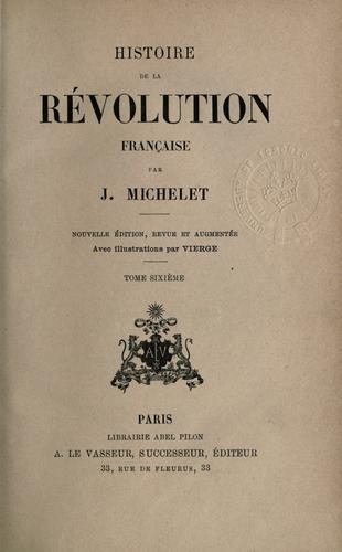 Download Histoire de la r©Øevolution fran©ʻcais