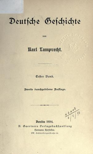 Deutsche Geschichte.