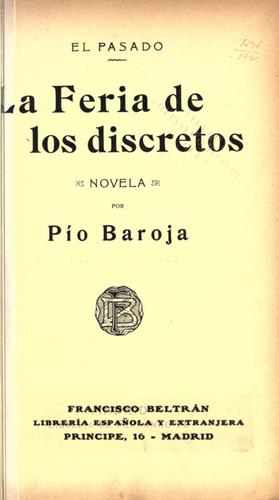 Download La feria de los discretos