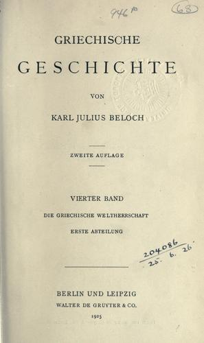 Download Griechische Geschichte.