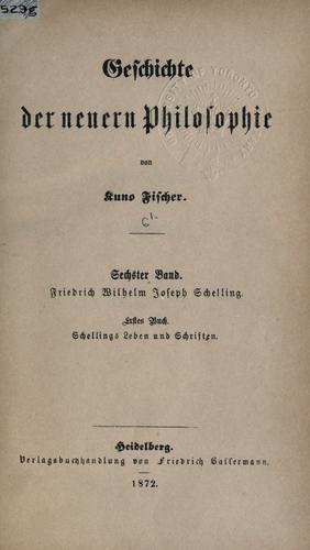 Download Geschichte der neuern Philosophie.