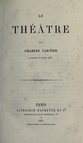 Download Le théâtre.