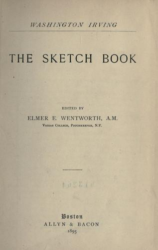The sketch book.