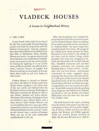 Download Vladeck houses