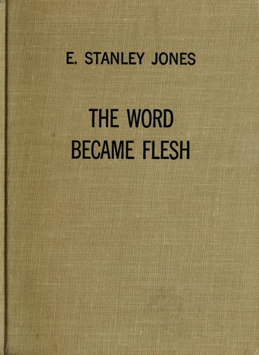 Download The Word became flesh.
