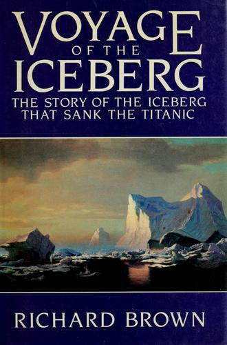 Voyage of the iceberg